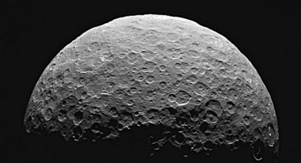 Has NASA discovered ice on Ceres?