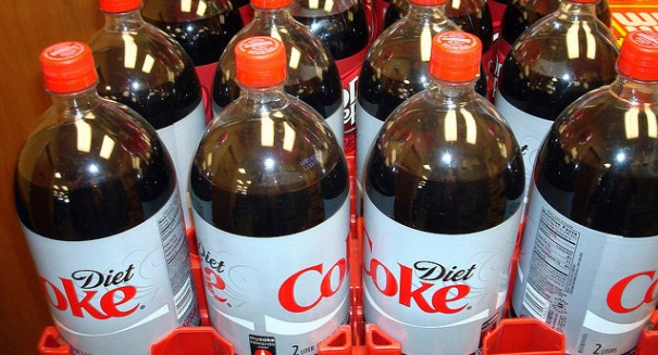 Scientists shocked by massive diet soda discovery