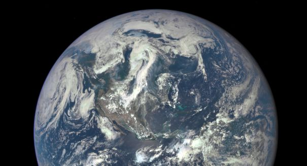 Something huge just happened for Planet Earth