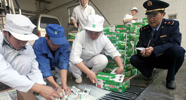 China's food safety epidemic continues to thwart health efforts