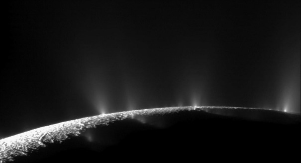 NASA scientists shocked by Saturn's geyser moon, Enceladus