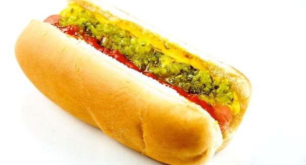 Hot dogs contain human DNA and other disgusting ingredients