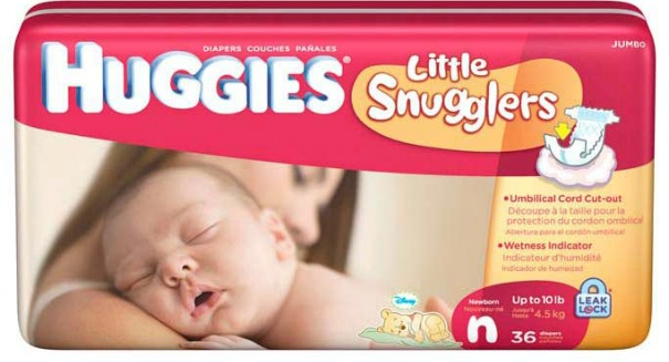 You won't believe what Huggies just did
