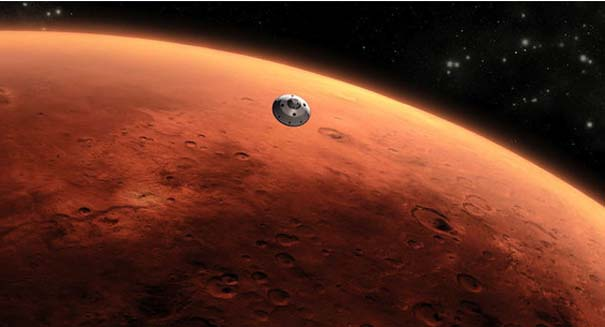 NASA seeks help from US Navy for manned Mars mission