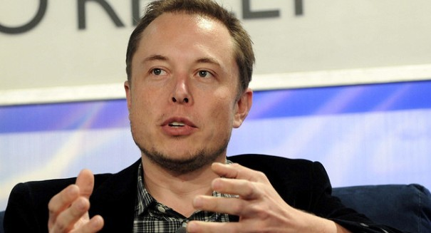 Elon Musk says he's going to do something crazy