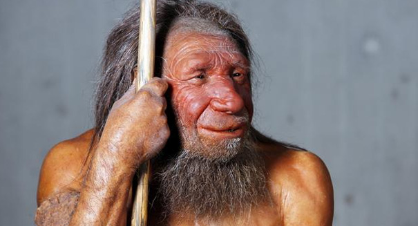 Stunning find: Humans and neanderthals interbred for a long time
