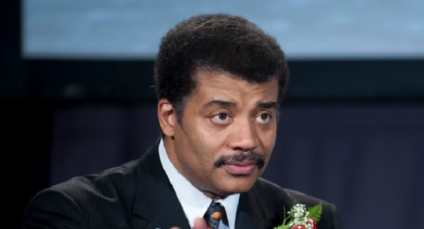 Neil deGrasse Tyson slams flat earthers in epic new video