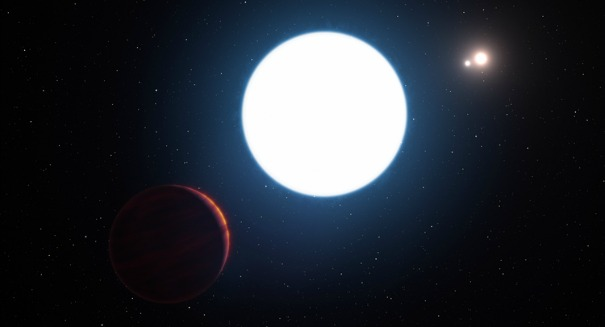 Shocking discovery in nearby star system floors scientists