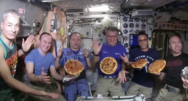 Astonishing video on the International Space Station will blow your mind