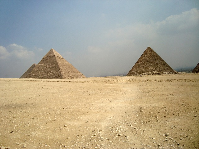 The chambers of secrets: Two new cavities discovered in the Great Pyramid