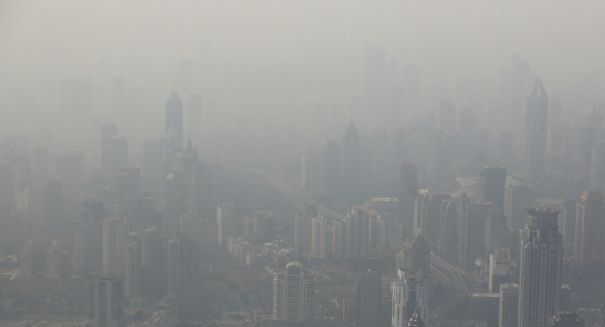 Dangerous air becoming the norm