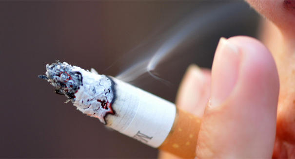 Smoking now responsible for a third of cancer deaths in the U.S.