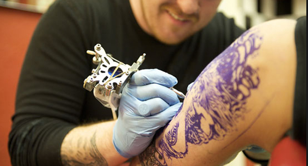 Yikes: If you get a tattoo, you might get this unwelcome surprise